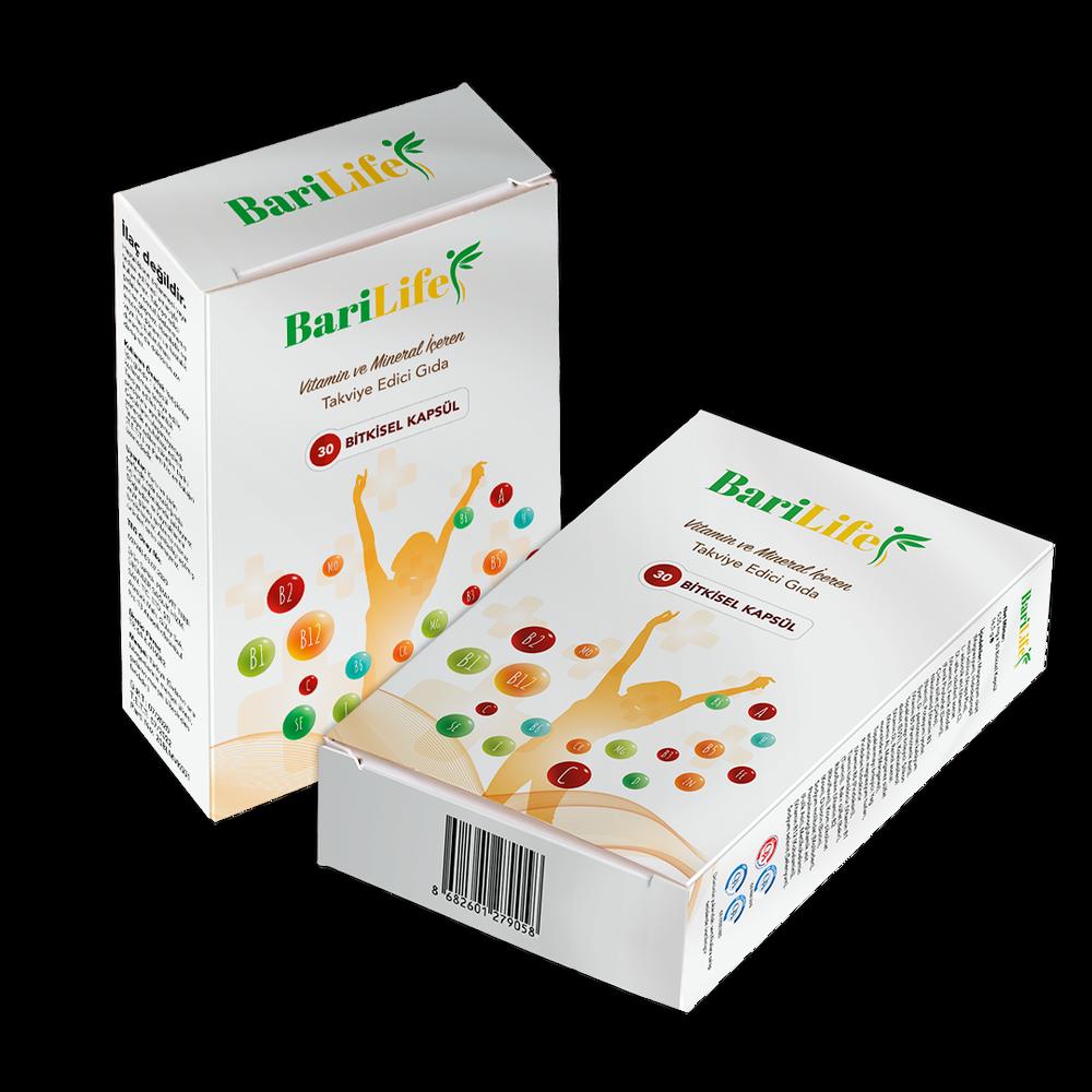 Barilife Kapsül Multivitamin
